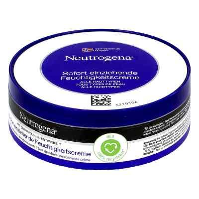 Neutrogena Sofort einziehende Feuchtigkeitscreme  bei juvalis.de bestellen