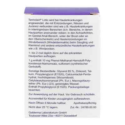 Tannolact Lotio 1%  bei juvalis.de bestellen