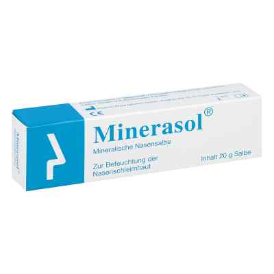 Minerasol mineralische Nasensalbe  bei juvalis.de bestellen