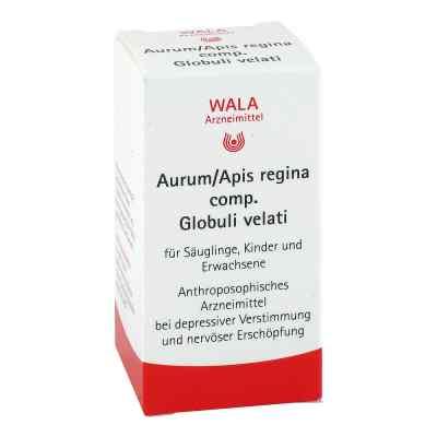 Aurum/apis Regina compositus  Globuli  bei juvalis.de bestellen