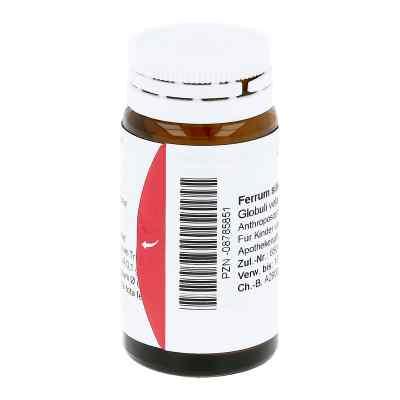 Ferrum Silicium Comp. Globuli  bei juvalis.de bestellen