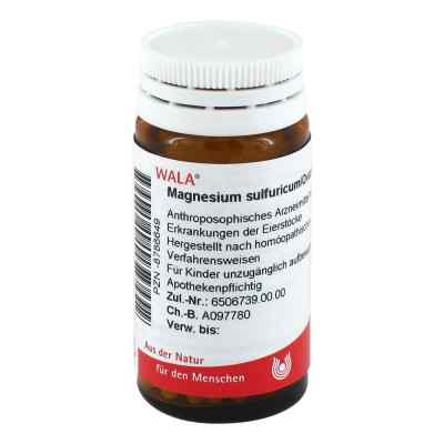 Magnesium Sulfuricum/ Ovaria Comp. Globuli  bei juvalis.de bestellen
