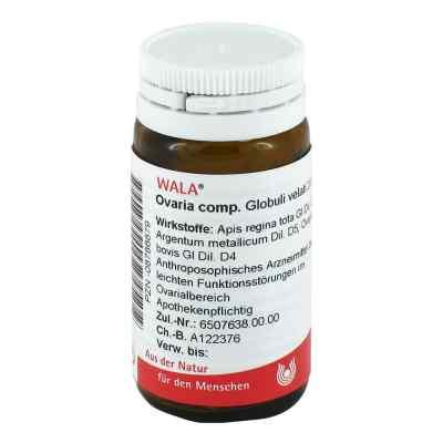 Ovaria Comp. Globuli  bei juvalis.de bestellen