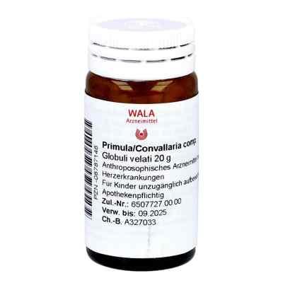 Primula/convallaria Comp. Globuli  bei juvalis.de bestellen