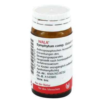 Symphytum Comp. Globuli  bei juvalis.de bestellen