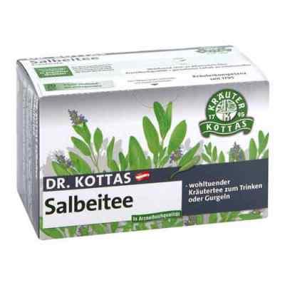 Dr.kottas Salbeitee Filterbeutel  bei juvalis.de bestellen