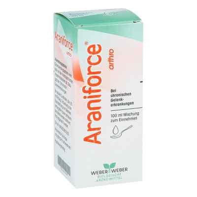 Araniforce arthro Tropfen zum Einnehmen  bei juvalis.de bestellen