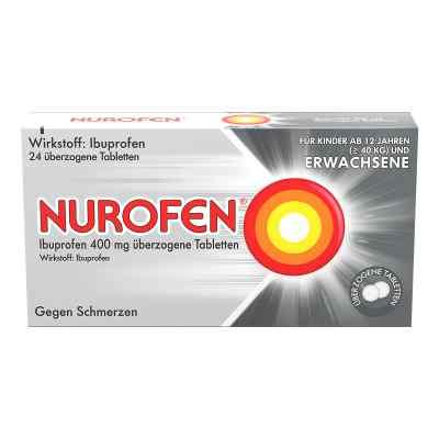 NUROFEN Ibuprofen überzogene Tabletten bei Kopfschmerzen  bei juvalis.de bestellen
