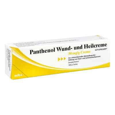 Panthenol Wund- und Heilcreme JENAPHARM 50mg/g  bei juvalis.de bestellen