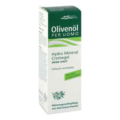 Olivenöl Per Uomo Hydro Mineral Cremegel  bei juvalis.de bestellen