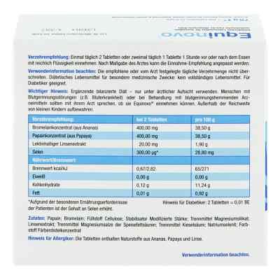 Equinovo Tabletten  bei juvalis.de bestellen