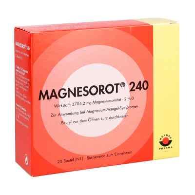 Magnesorot 240 Beutel  bei juvalis.de bestellen