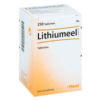 Lithiumeel compositus Tabletten  bei juvalis.de bestellen