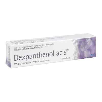 Dexpanthenol acis Wund- und Heilcreme 50mg/g  bei juvalis.de bestellen