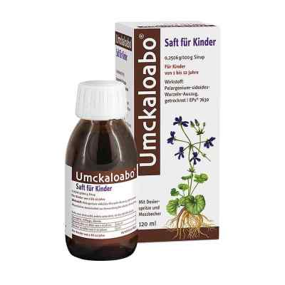 Umckaloabo Saft für Kinder  bei juvalis.de bestellen