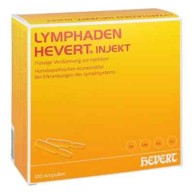 Lymphaden Hevert injekt Ampullen  bei juvalis.de bestellen
