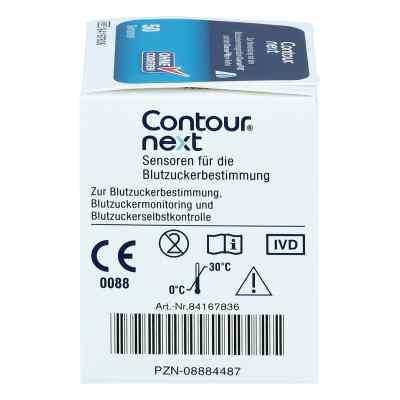 Contour next Sensoren Teststreifen  bei juvalis.de bestellen