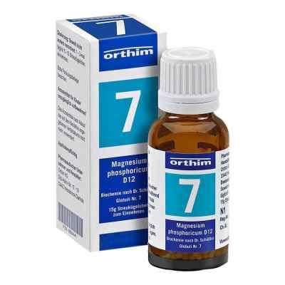 Biochemie Globuli 7 Magnesium phosphoric.D 12  bei juvalis.de bestellen