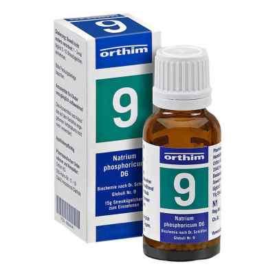 Biochemie Globuli 9 Natrium phosphoricum D6  bei juvalis.de bestellen