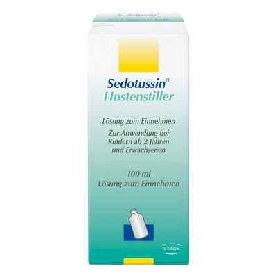 Sedotussin Hustenstiller 2,13mg/ml  bei juvalis.de bestellen