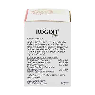 Ilja Rogoff Thm überzogene Tabletten  bei juvalis.de bestellen
