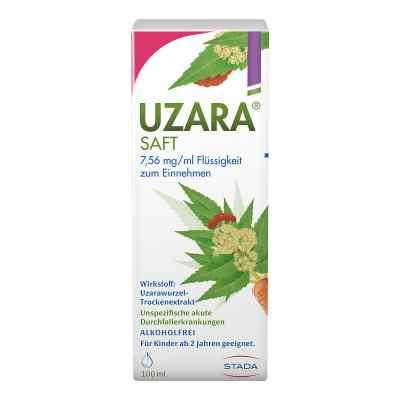 UZARA SAFT 7,56mg/ml  bei juvalis.de bestellen