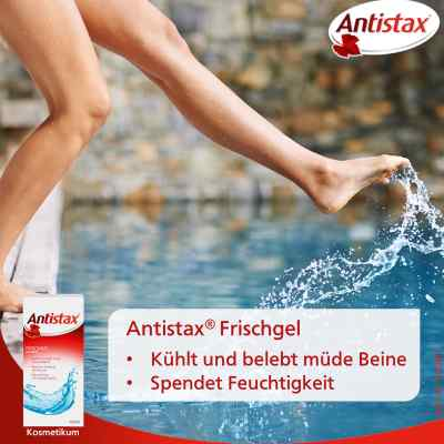 Antistax Frisch Gel bei müden & schweren Beinen  bei juvalis.de bestellen