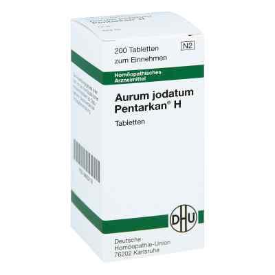Aurum Jodatum Pentarkan H Tabletten  bei juvalis.de bestellen