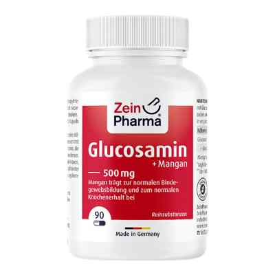 Glucosamin 500 mg Kapseln  bei juvalis.de bestellen