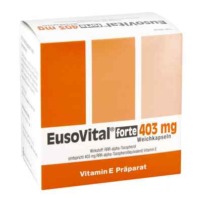 Eusovital forte 403 mg Weichkapseln  bei juvalis.de bestellen