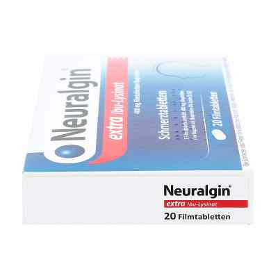 Neuralgin extra Ibu-Lysinat  bei juvalis.de bestellen