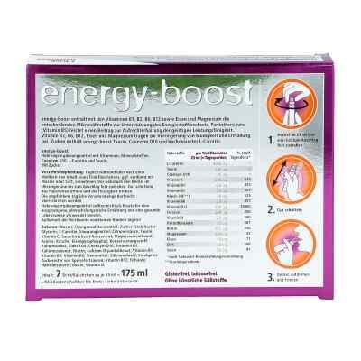 Energy-boost Orthoexpert Trinkampullen  bei juvalis.de bestellen