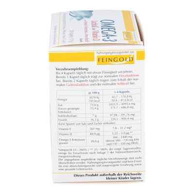 Omega 3 Lachsöl plus Vitamine d pl. Omega3 Konz.kps.  bei juvalis.de bestellen
