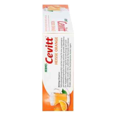 Hermes Cevitt Heisse Orange Granulat  bei juvalis.de bestellen