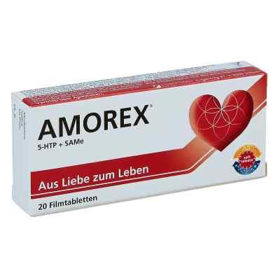 Amorex Tabletten bei Liebeskummer und Trennung  bei juvalis.de bestellen
