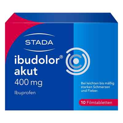 Ibudolor akut 400mg  bei juvalis.de bestellen