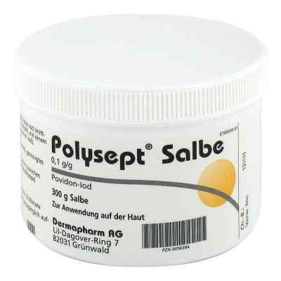 Polysept Salbe  bei juvalis.de bestellen