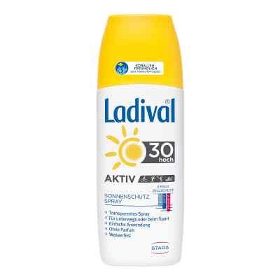 Ladival Sonnenschutzspray Lsf 30  bei juvalis.de bestellen