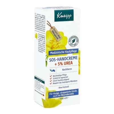 Kneipp Handcreme Nachtkerze + 5% Urea  bei juvalis.de bestellen