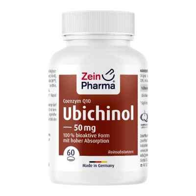 Ubichinol Coq 10 Kapseln 50 mg  bei juvalis.de bestellen