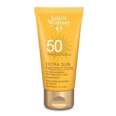 Widmer Extra Sun Protection 50 Creme unparfümiert  bei juvalis.de bestellen