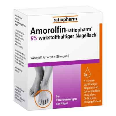 Amorolfin-ratiopharm 5%  bei juvalis.de bestellen