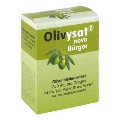 Olivysat novo Bürger Dragees  bei juvalis.de bestellen