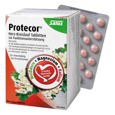 Protecor Herz Kreislauf Tabletten zur, zum funktionsunt.salus  bei juvalis.de bestellen