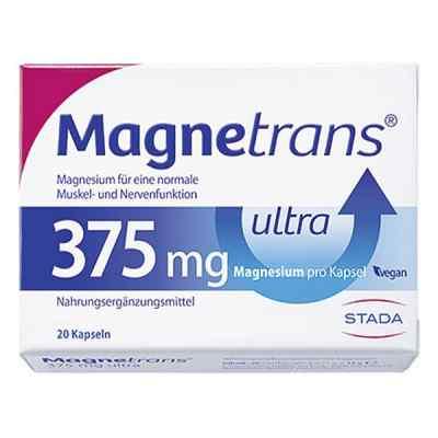 Magnetrans 375 mg ultra Kapseln  bei juvalis.de bestellen