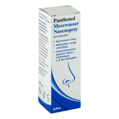 Panthenol Meerwasser Nasenspray Jenapharm  bei juvalis.de bestellen
