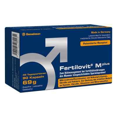 Fertilovit M Plus Kapseln  bei juvalis.de bestellen