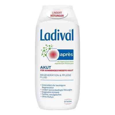 Ladival Apres Pflege Akut Beruhigungs-fluid  bei juvalis.de bestellen