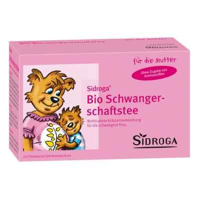 Sidroga Bio Schwangerschaftstee Filterbeutel  bei juvalis.de bestellen