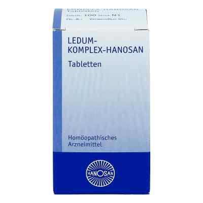 Ledum Komplex Hanosan Tabletten  bei juvalis.de bestellen